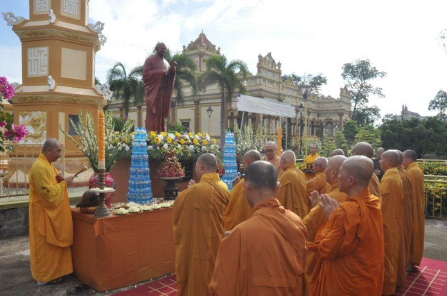 Ban Trị sự Phật giáo tỉnh Tiền Giang họp triển khai công tác Phật sự ảnh 2