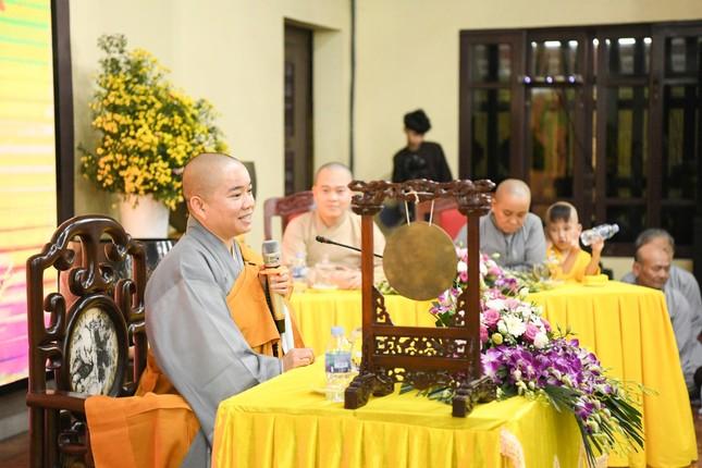 Hà Nội: Đoàn Tịnh độ tông Nhật Bản thăm đạo tràng chùa Hòa Phúc ảnh 1