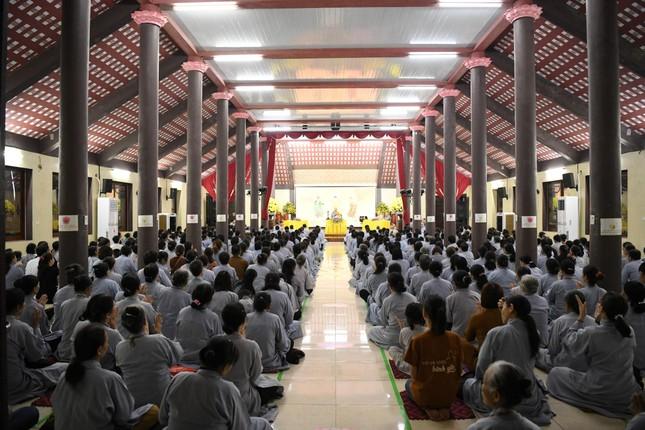 Hà Nội: Đoàn Tịnh độ tông Nhật Bản thăm đạo tràng chùa Hòa Phúc ảnh 2