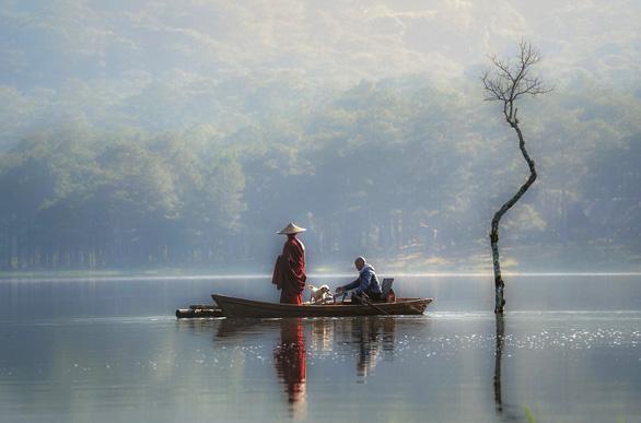 Chiêm nghiệm triết lý sâu sắc của nhà Phật qua những bức ảnh đẹp ảnh 3