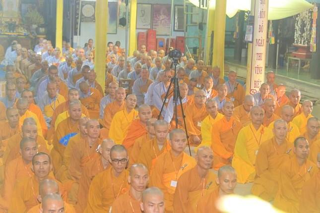 Hòa thượng Thích Minh Thông thuyết giảng Giới luật tại Đại giới đàn Từ Nhơn ảnh 7