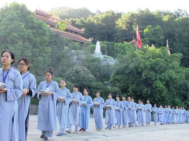 """Thiền viện Trúc Lâm Tây Thiên hủy khóa tu """"Tĩnh lặng"""" lần thứ VIII ảnh 1"""