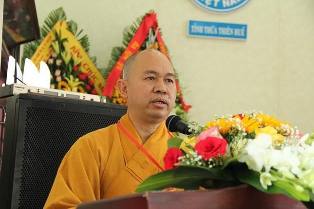 Thừa Thiên Huế: Khai mạc khóa bồi dưỡng nghiệp vụ thông tin truyền thông Phật giáo ảnh 4