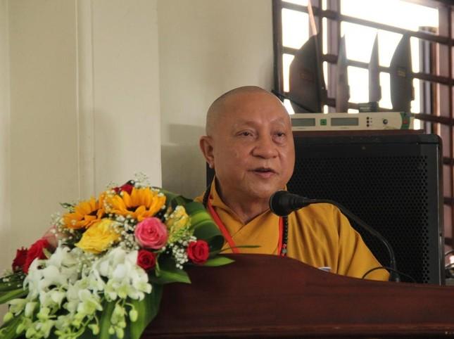 Thừa Thiên Huế: Khai mạc khóa bồi dưỡng nghiệp vụ thông tin truyền thông Phật giáo ảnh 1