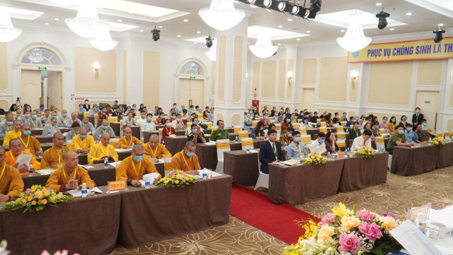 Hà Nam: Đại đức Thích Thanh Quang làm Trưởng ban Trị sự Phật giáo TP.Phủ Lý ảnh 1