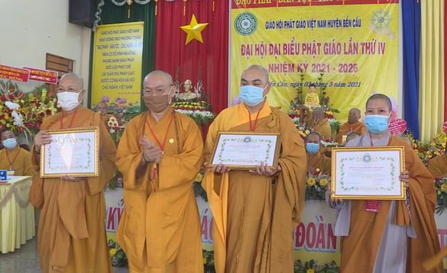 Tây Ninh: Đại đức Thích Nghiêm Bình làm Trưởng ban Trị sự Phật giáo huyện Bến Cầu ảnh 3