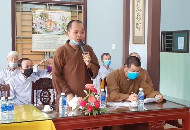 Quảng Nam: Ban Trị sự Phật giáo huyện Duy Xuyên họp triển khai công tác Phật sự ảnh 1