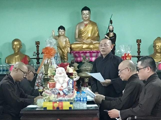 Ban Trị sự huyện Củ Chi triển khai tổ chức Phật đản, An cư kiết hạ ảnh 1