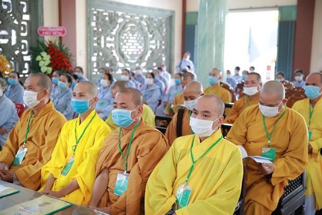 Bến Tre: Thượng tọa Thích Thiện Hạnh tiếp tục làm Trưởng ban Trị sự Phật giáo huyện Thạnh Phú ảnh 1