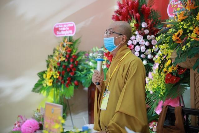Bến Tre: Thượng tọa Thích Thiện Hạnh tiếp tục làm Trưởng ban Trị sự Phật giáo huyện Thạnh Phú ảnh 4