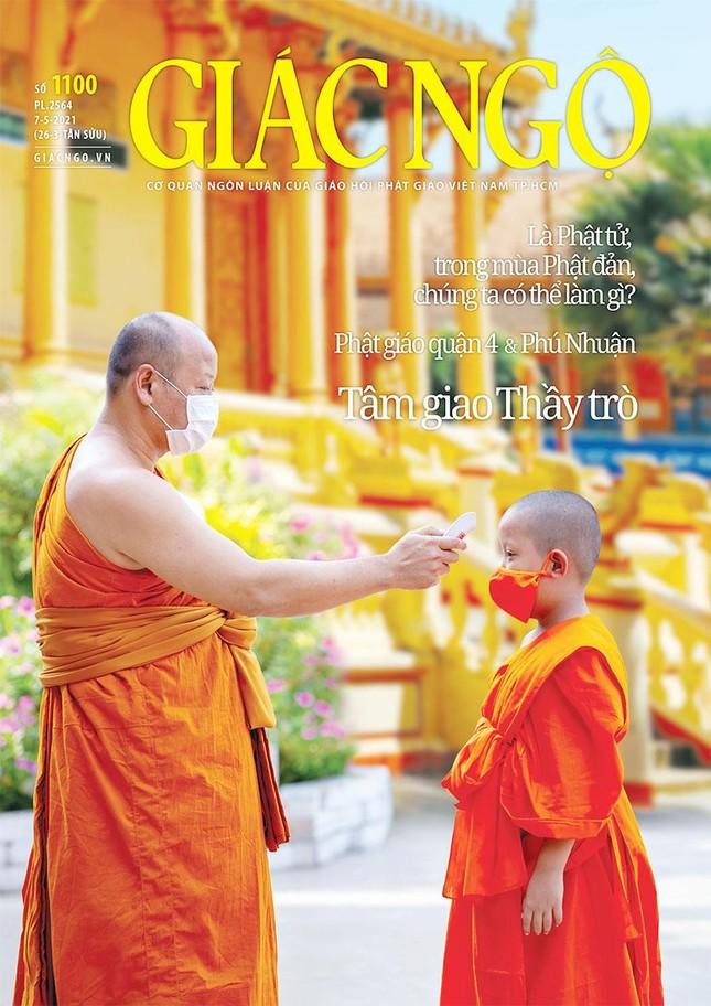 """Giác Ngộ số 1100: """"Là Phật tử, trong mùa Phật đản, chúng ta có thể làm gì?"""" ảnh 1"""