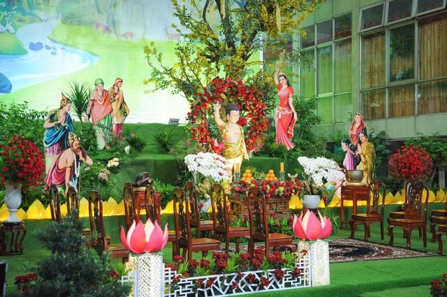 Sắc màu hân hoan Kính mừng Phật đản tại TP.Thủ Đức ảnh 2