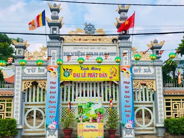 Sắc màu hân hoan Kính mừng Phật đản tại TP.Thủ Đức ảnh 4