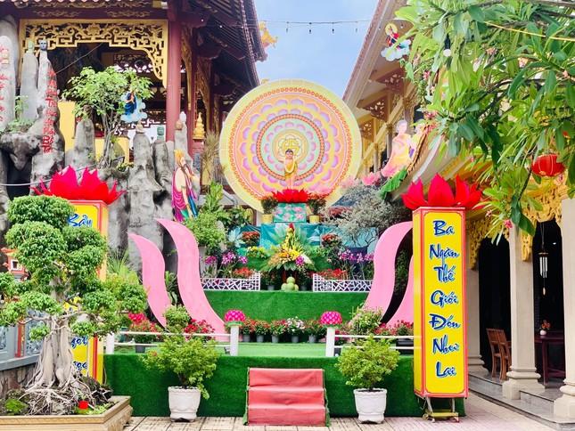 Sắc màu hân hoan Kính mừng Phật đản tại TP.Thủ Đức ảnh 8