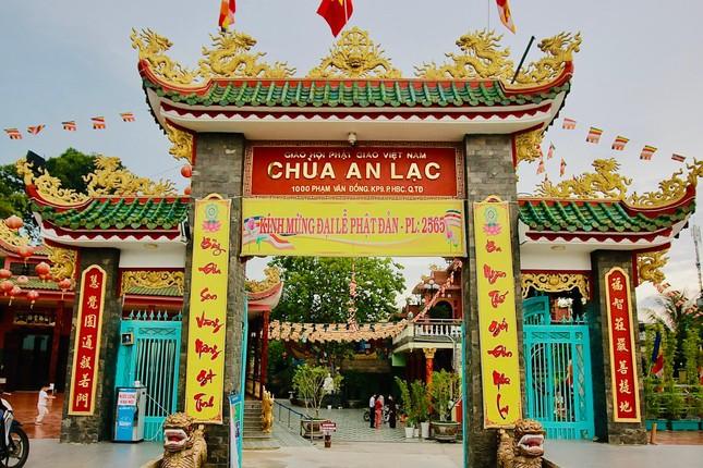 Sắc màu hân hoan Kính mừng Phật đản tại TP.Thủ Đức ảnh 9
