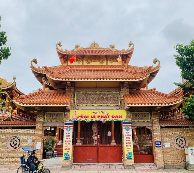 Sắc màu hân hoan Kính mừng Phật đản tại TP.Thủ Đức ảnh 11