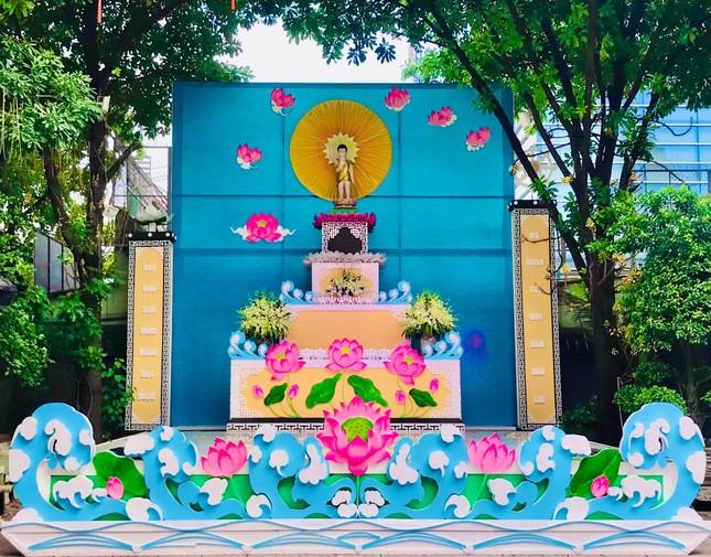 Sắc màu hân hoan Kính mừng Phật đản tại TP.Thủ Đức ảnh 12