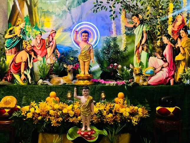 Sắc màu hân hoan Kính mừng Phật đản tại TP.Thủ Đức ảnh 18