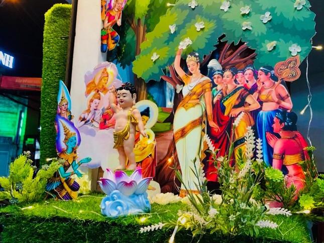 Sắc màu hân hoan Kính mừng Phật đản tại TP.Thủ Đức ảnh 19