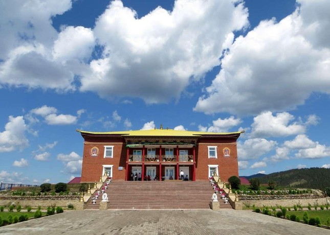 Phật giáo ở Buryatia: Thánh địa Datsan Rinpoche Bagsha ảnh 1