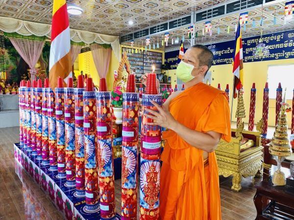 Tinh thần an cư mùa mưa trong Phật giáo Nam truyền ảnh 2