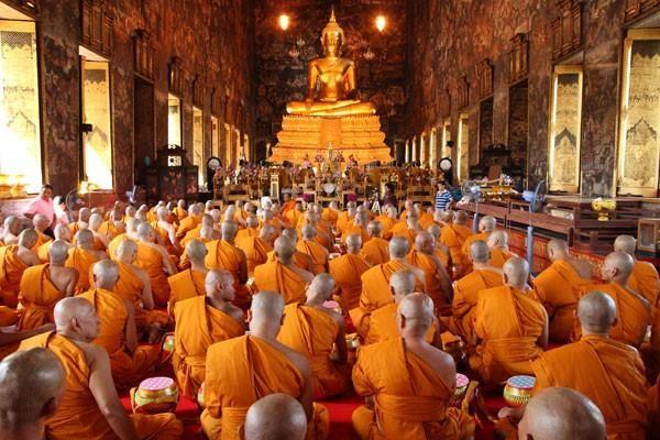 Tinh thần an cư mùa mưa trong Phật giáo Nam truyền ảnh 1