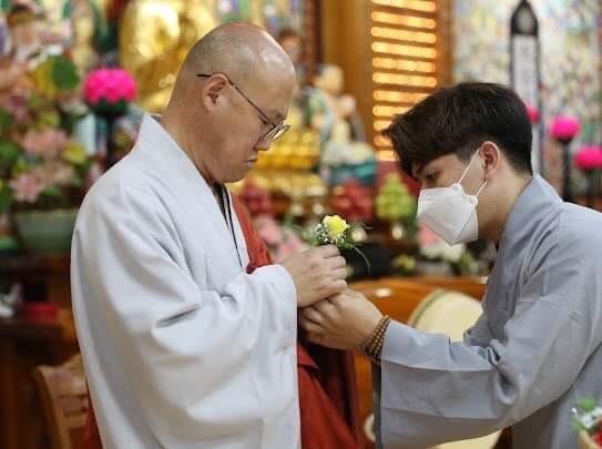 Phật tử Việt Nam tại Hàn Quốc tổ chức lễ Vu lan và gây quỹ chia sẻ khó khăn mùa dịch ảnh 2
