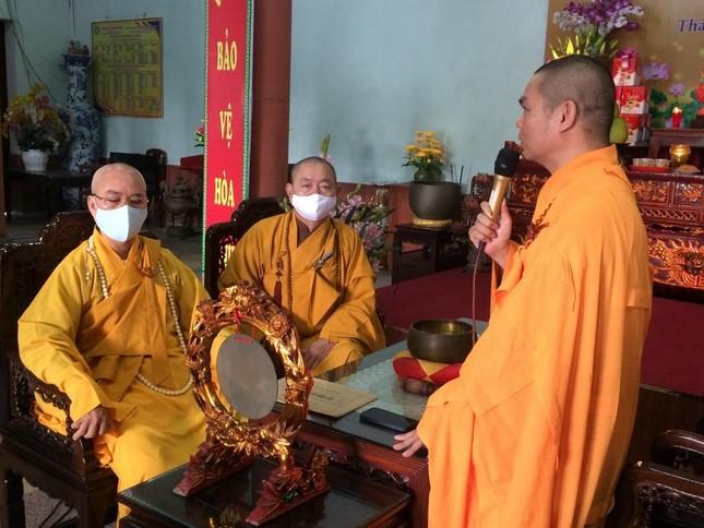 Thái Bình: Các trường hạ trong tỉnh tác pháp Tự tứ, kết thúc khóa An cư kiết hạ ảnh 1