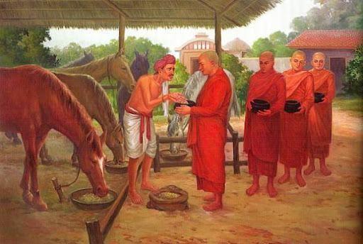 Kinh nào Đức Phật cho phép ăn tam tịnh nhục? ảnh 1