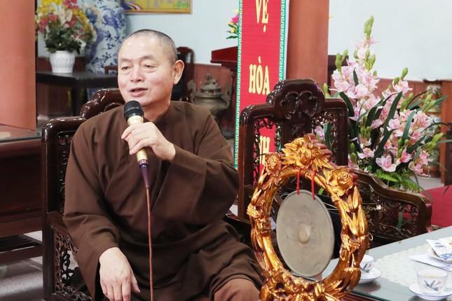 Thái Bình: Phân ban Ni giới tỉnh họp triển khai một số Phật sự quan trọng ảnh 2
