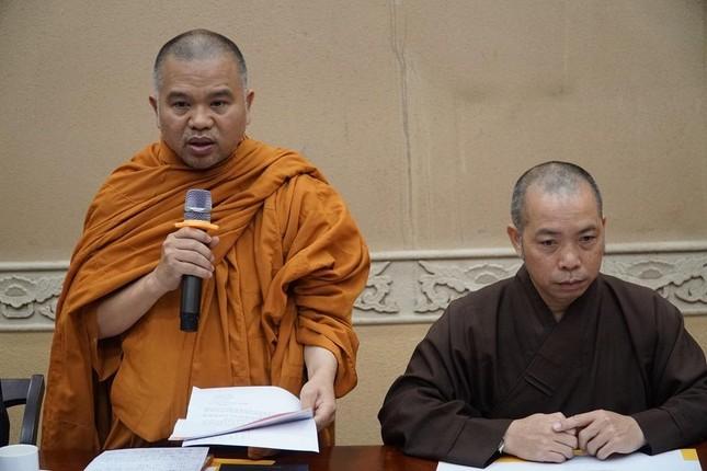 """Trưởng lão Hòa thượng Thích Trí Quảng: """"Chú trọng đạo hạnh trong việc đào tạo Tăng Ni tại Học viện"""" ảnh 1"""