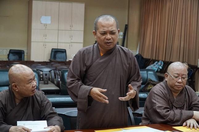 """Trưởng lão Hòa thượng Thích Trí Quảng: """"Chú trọng đạo hạnh trong việc đào tạo Tăng Ni tại Học viện"""" ảnh 2"""