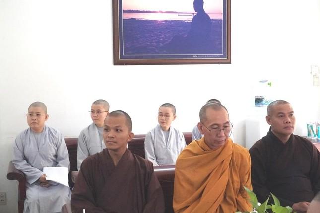 TP.HCM: 400 Đại biểu sẽ tham dự đại hội Phật giáo huyện Hóc Môn ảnh 1