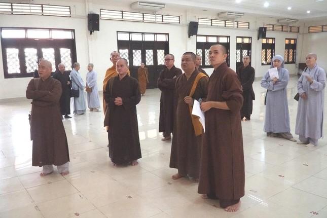TP.HCM: 400 Đại biểu sẽ tham dự đại hội Phật giáo huyện Hóc Môn ảnh 2