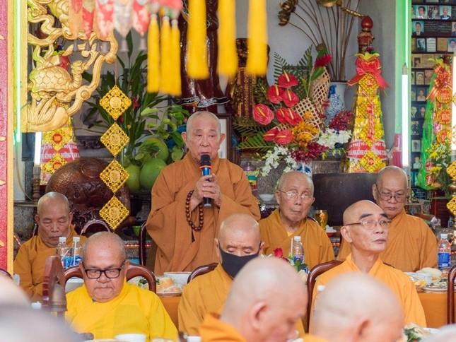 TP.HCM: Lễ huý nhật Hòa thượng Thích Mỹ Quang ảnh 4
