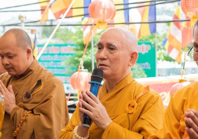 TP.HCM: Lễ huý nhật Hòa thượng Thích Mỹ Quang ảnh 3