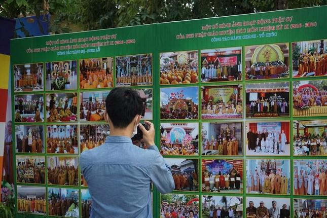 Phiên trù bị Đại hội đại biểu Phật giáo huyện Hóc Môn nhiệm kỳ 2021-2026 ảnh 12