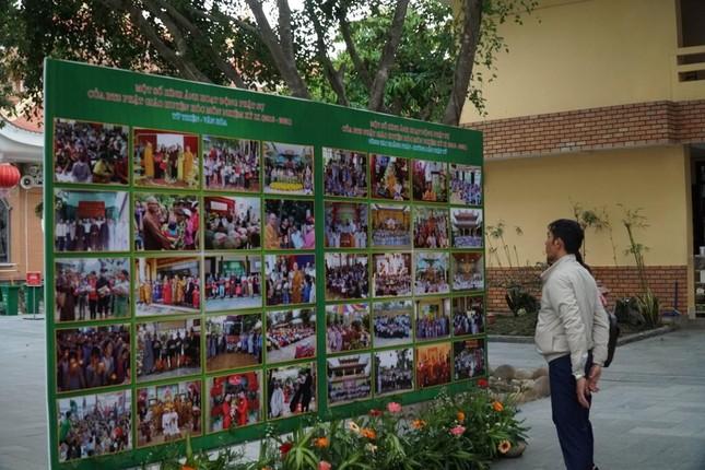 Phiên trù bị Đại hội đại biểu Phật giáo huyện Hóc Môn nhiệm kỳ 2021-2026 ảnh 11