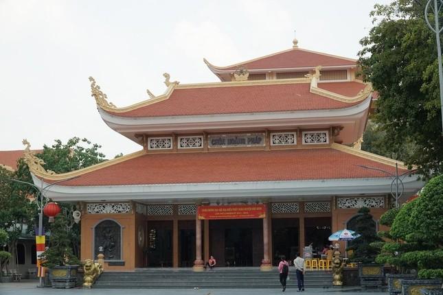 Phiên trù bị Đại hội đại biểu Phật giáo huyện Hóc Môn nhiệm kỳ 2021-2026 ảnh 13