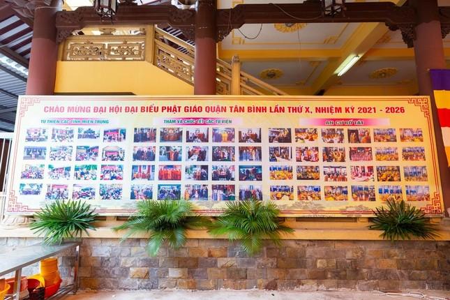 Ban Trị sự Phật giáo quận Tân Bình tổ chức phiên trù bị đại hội ảnh 13