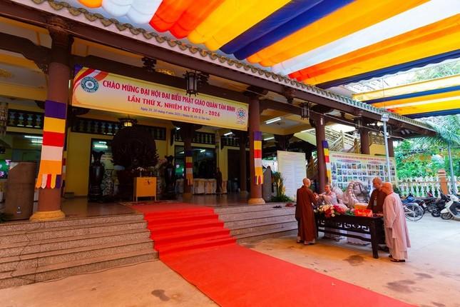 Ban Trị sự Phật giáo quận Tân Bình tổ chức phiên trù bị đại hội ảnh 12
