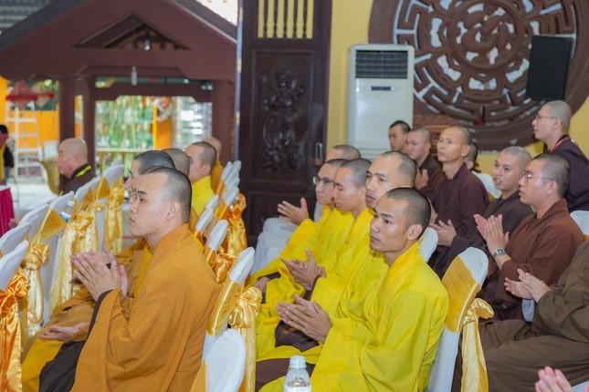 Ban Trị sự Phật giáo quận Tân Bình tổ chức phiên trù bị đại hội ảnh 11