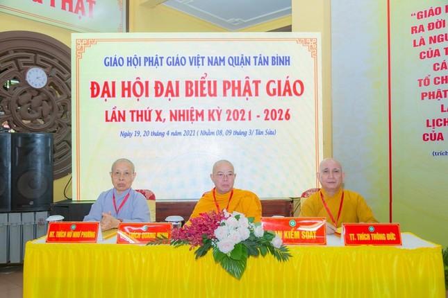 Ban Trị sự Phật giáo quận Tân Bình tổ chức phiên trù bị đại hội ảnh 10