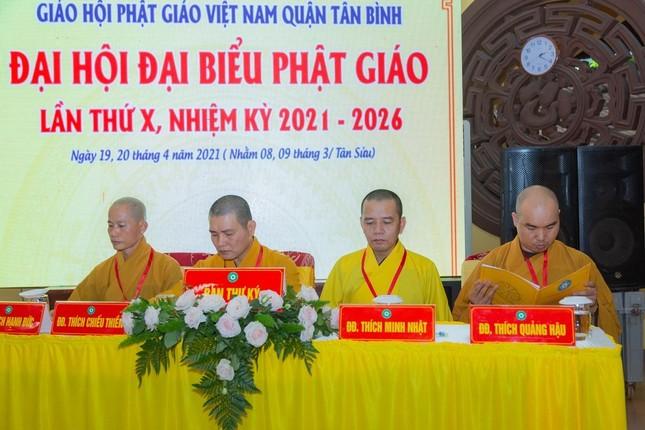 Ban Trị sự Phật giáo quận Tân Bình tổ chức phiên trù bị đại hội ảnh 9