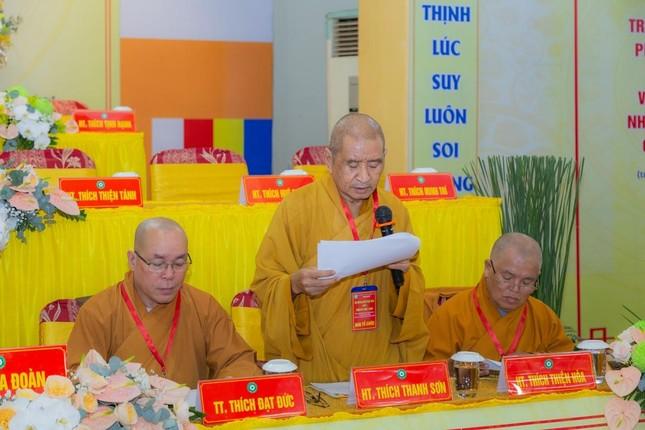 Ban Trị sự Phật giáo quận Tân Bình tổ chức phiên trù bị đại hội ảnh 6