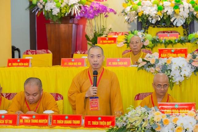 Ban Trị sự Phật giáo quận Tân Bình tổ chức phiên trù bị đại hội ảnh 7