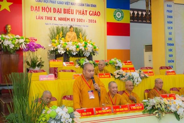 Ban Trị sự Phật giáo quận Tân Bình tổ chức phiên trù bị đại hội ảnh 8
