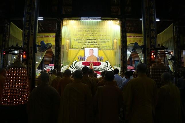 Lễ chung thất cố Hòa thượng Thích Nhật Ấn, bổ nhiệm trụ trì tổ đình Long Thạnh ảnh 8