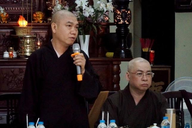 Ban Trị sự Phật giáo Phú Nhuận sẽ tổ chức đại hội đầu tháng 5 ảnh 1