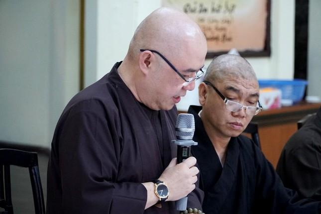 Ban Trị sự Phật giáo Phú Nhuận sẽ tổ chức đại hội đầu tháng 5 ảnh 2
